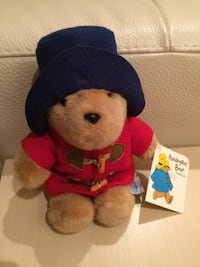 Peluche oso Paddington Bear, de Londres Barcelona, 08017
