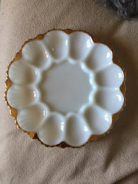 Vintage egg platter  Virginia Beach, 23462