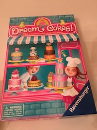 DREAM CAKES BY RAVENSBURGER, AGES 4+, 2-4 PLAYERS Mont-Royal