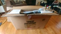 Brand New, in the box electric fireplace with remo Taunton, 02780
