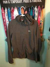 North Face zip up Hoodie XL  Columbia, 21045