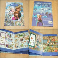 Disney Frozen - Little Look and Find (hard cover) Surrey