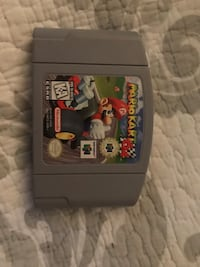 Nintendo 64 game collection. Thomasville, 27360