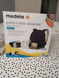 Medela double breast pump w/ backpack Aldie, 20105