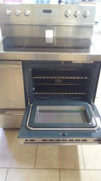 Stainless Steel Double Oven Springfield