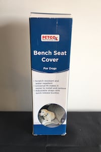 NEW in box!! Bench seat cover for your car. Protect your car seats!!! Frederick, 21703