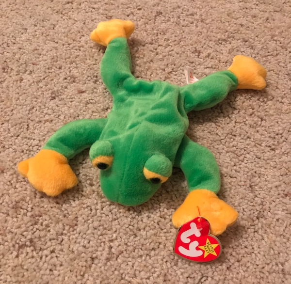 Used TY Smoochy Beanie Baby for sale in Spring - letgo 6ee2fbe28d2