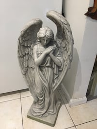 "3ft 'Guardian Angel' Outdoor/Indoor Decor (36""H)  Coconut Creek"