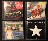 Stone Temple Pilots CD Collection WESTCHESTER