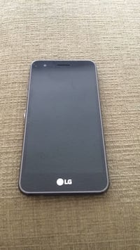black LG android smartphone with box Guelph, N1G 1V9