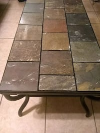 multicolor stone coffee table San Antonio, 78228