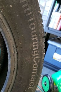 Continental Tire P215/60R15 ContiTouringContact Eco Plus CH [PHONE NUMBER HIDDEN]  Chesapeake, 23320