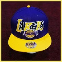 AUTHENTIC NBA BASKETBALL SNAPBACK HAT.  40 km