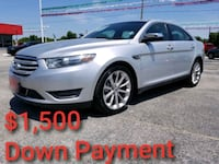 2013 Ford Tauras 1,500 Down Payment Houston