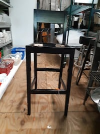 36 of Black Barstools CENTREVILLE