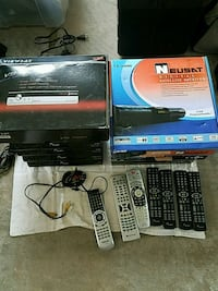 Miscellaneous satellite receivers Navarre, 32566