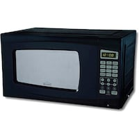 black microwave oven MONTREAL
