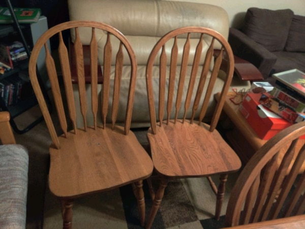 Used Nice Table 4 Chairs Only 99 99 For Sale In San