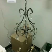 Cast iron chandelier Oakville, L6L 5N1