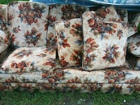 3 piece couch set as is Lake Charles