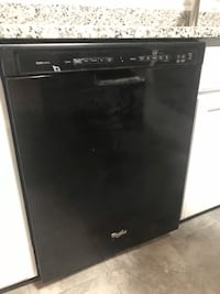 black and gray Frigidaire dishwasher Centreville