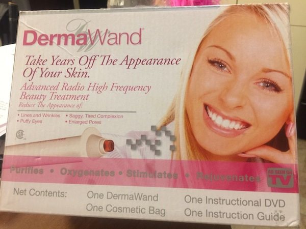 Used Derma Wand For Sale In N White Plains Letgo