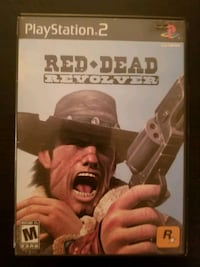 Red Dead Revolver for PS2  Vaughan, L4L