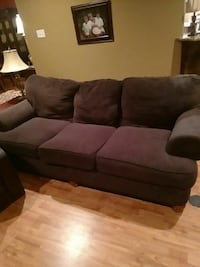 Two couches and ottoman $250 obo