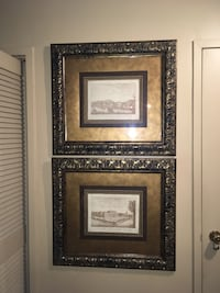 Decorative wall art has great detailing from Ethan Allen Oakville, L6K 1Y8