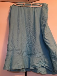 Cute Teal skirt $5 Calgary, T3J 4R1