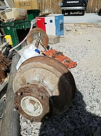 brown steel rotor disc Las Vegas, 89130