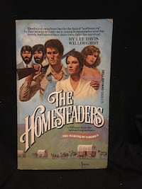 The Homesteaders by Author Lee Davis Willoughby  La Habra, 90631