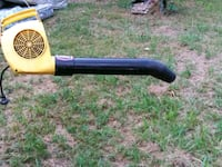 black and yellow leaf blower Bessemer, 35020