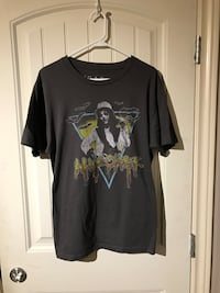 Retro Alice cooper rock and roll T-shirt North Vancouver, V7R 3W8