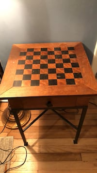 Chess end table Falls Church, 22046