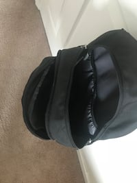 black and gray duffel bag Arlington, 22202
