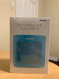 Bose Soundlink Color ii (brand new) Oakville, L6M