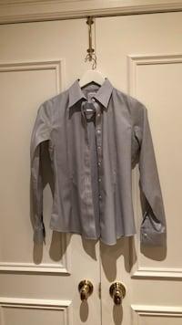 Brooks Brothers NEW woman fitted shirt Size 2 P Toronto, M4N 1K8