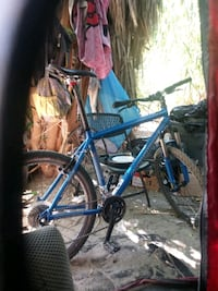 Blue cannondale mountain bike Los Angeles, 90011
