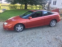 Saturn - s-series - 2002 sc2 leather clean 114,00 miles