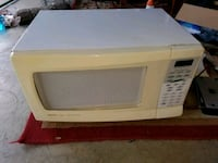 white and brown microwave oven Huntsville, 35810