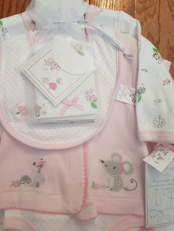 Baby Clothing Gift Set 6m 1