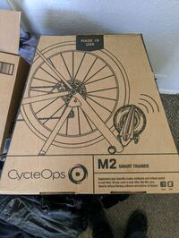 CycleOps M2 smart trainer for indoor cycling. Perfect for Zwift Santa Fe, 87501