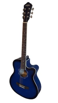 39 inch acoustic guitar for students or smaller adults