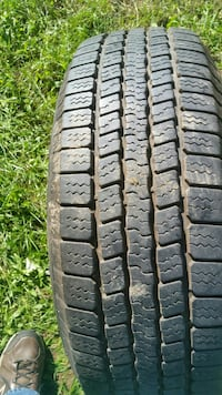 gray and black auto tire Falling Waters, 25419
