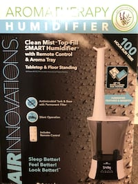 True innovations humidifies
