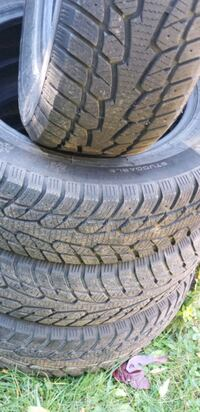 WINTER TIRES IN SUPER GREAT CONDITION