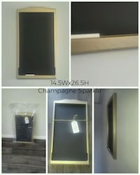 Hanging Message/Chalk boards