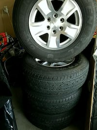 Wheels and tires Temecula, 92592