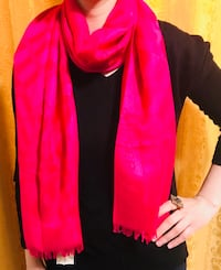 Burberry scarf in pink shade  Calgary, T3J 0J4